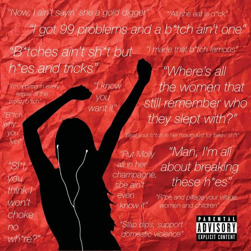 CAN I BE A FEMINIST AND LISTEN TO RAP MUSIC? - By Maya Ebrahimpour