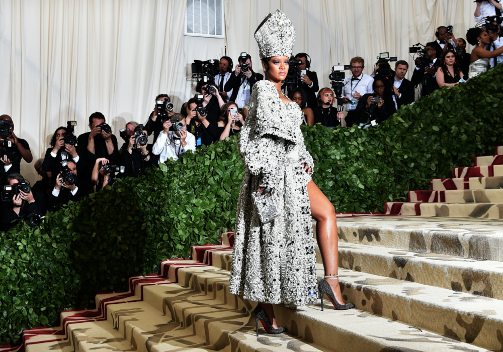 THE BEST LOOKS FROM THE 2018 MET GALA - By Katrina Froelich