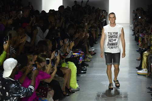 2018 NYFW SHOWS US THAT POLITICS AND FASHION GO HAND IN HAND - By Katrina Froelich