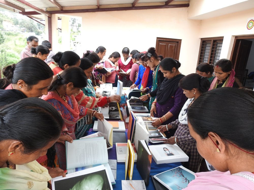 The most recent Kitab festival in the Almora region of India.