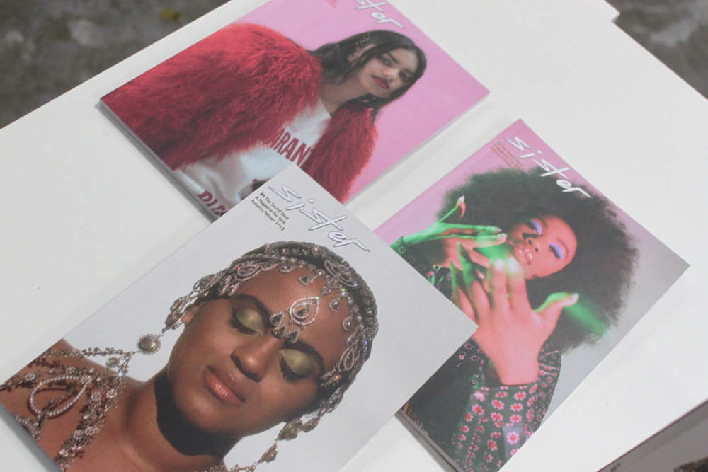 SISTER MAGAZINE PANEL TALKS INCLUSIVITY AND REPRESENTATION IN THE MEDIA INDUSTRY - By Anna Tingley