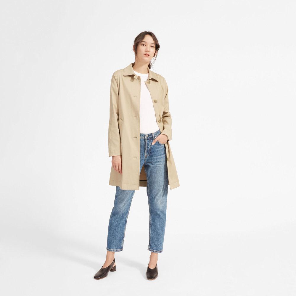 The Mac Coat, $125