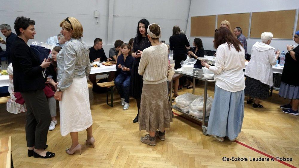 e-szkoła laudera w Polsce