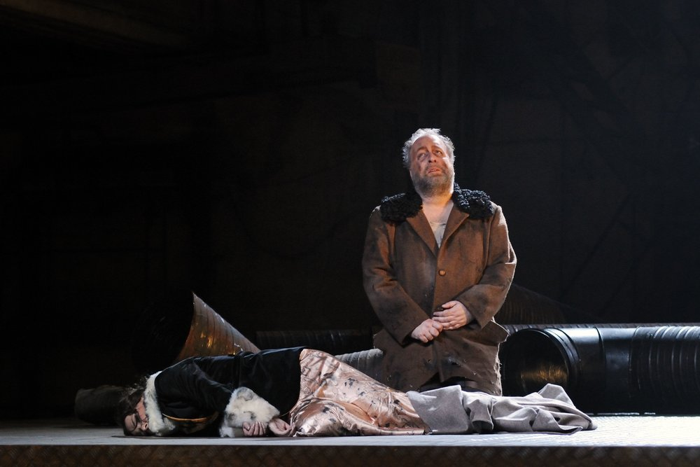 Gurnemanz, Parsifal : Estonian National Opera