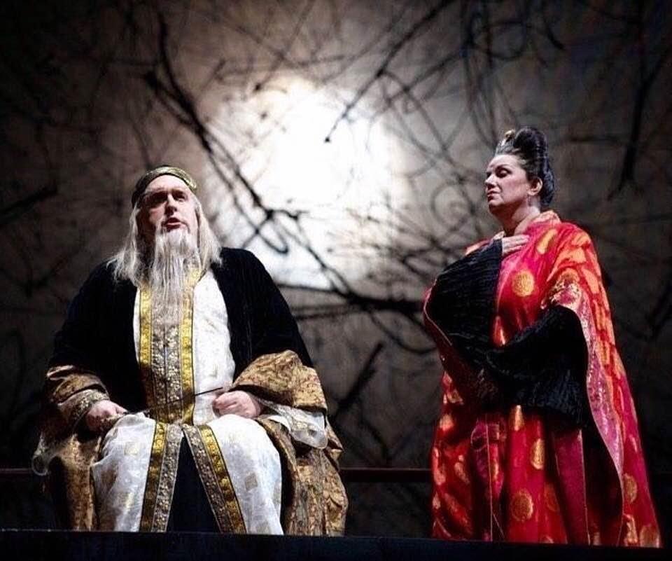 Arkel, Pelléas et Mélisande : Canadian Opera Company