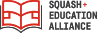 In proud partnership with the Squash + Education Alliance