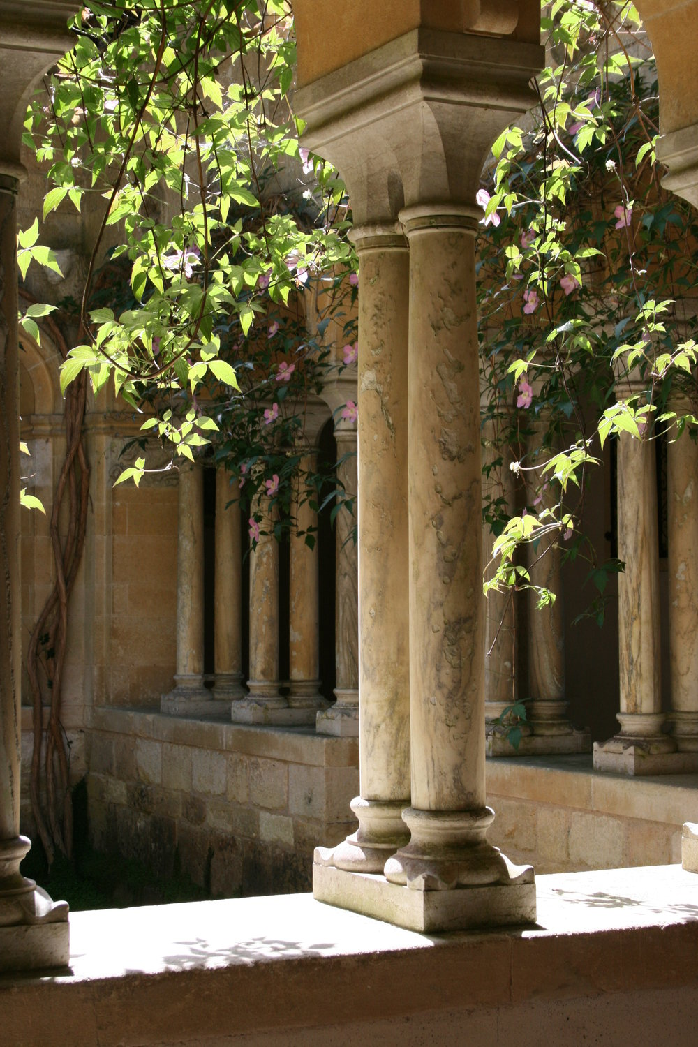 The Cloisters at Iford Manor