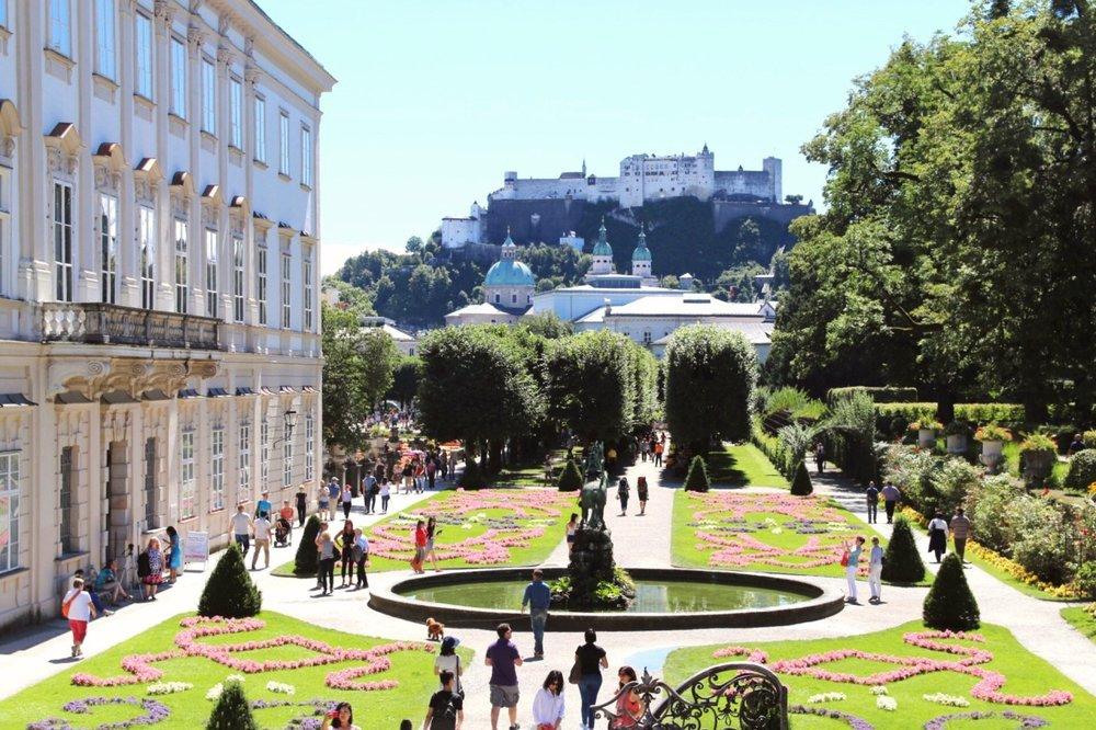 Mirabell Palace/Mirabellgarten