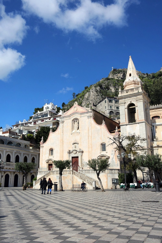 Piazza IX Aprile - Church of St. Joseph