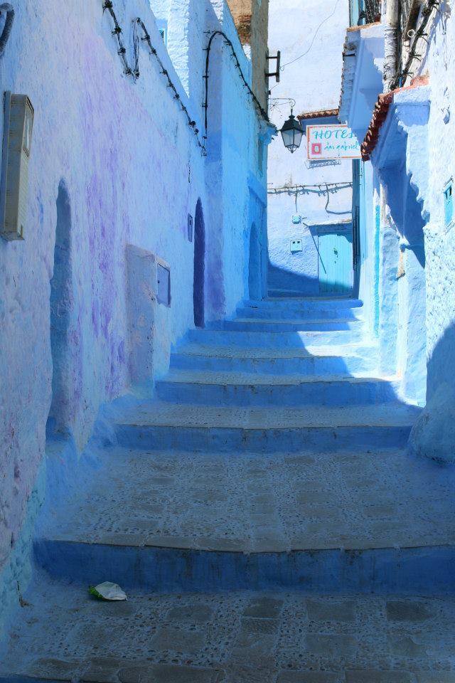 CHEFCHAOUEN - The Blue City in Northern Morocco