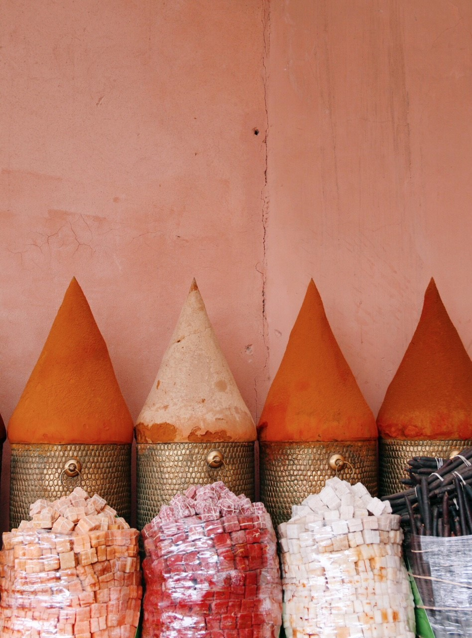 The Souks of Marrakech - Wandering and Shopping in the Largest Bazar of Africa
