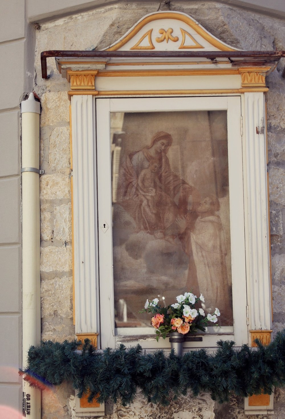 A Daytrip to Bergamo - a lovely town in Northern Italy