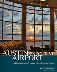 Click the cover image to read about the history of the airport.