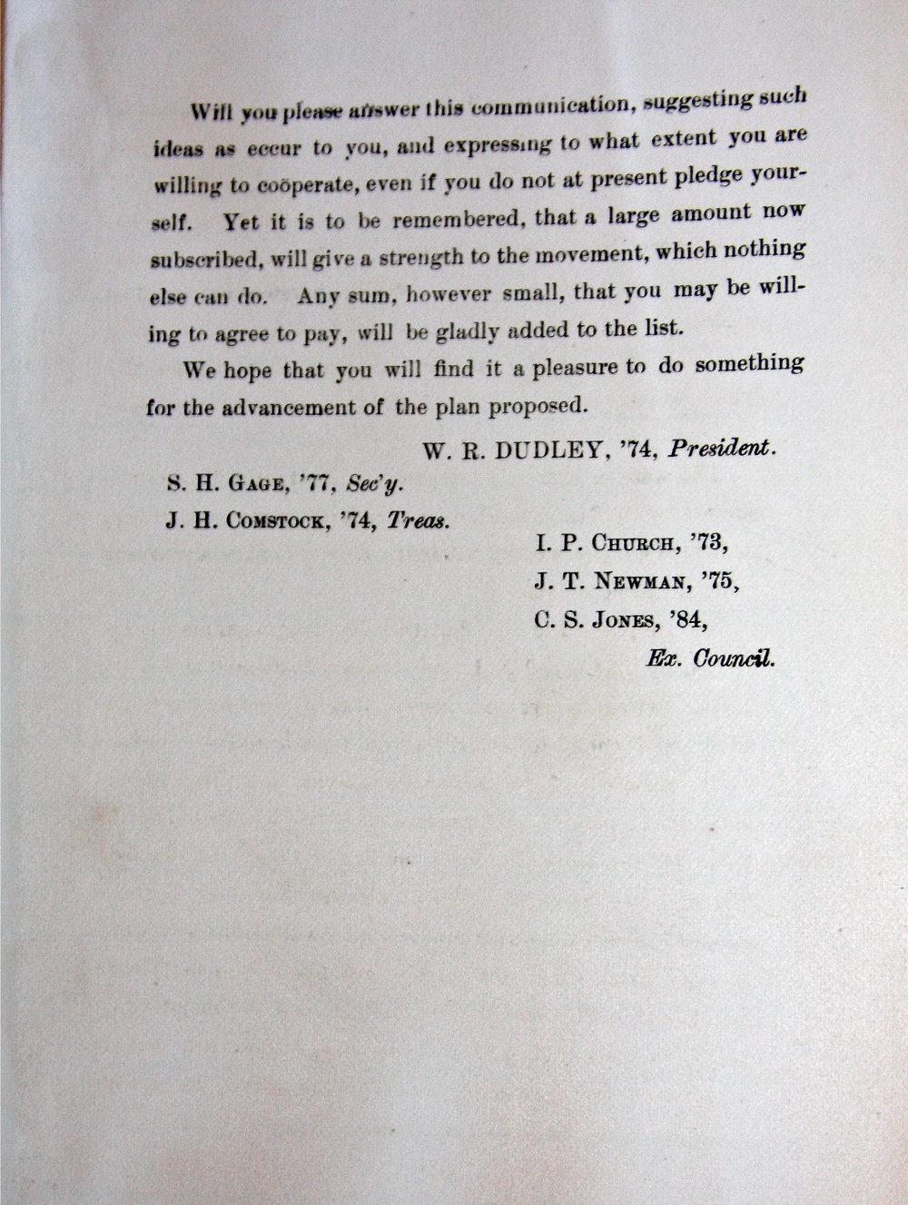 Circular, Page 3