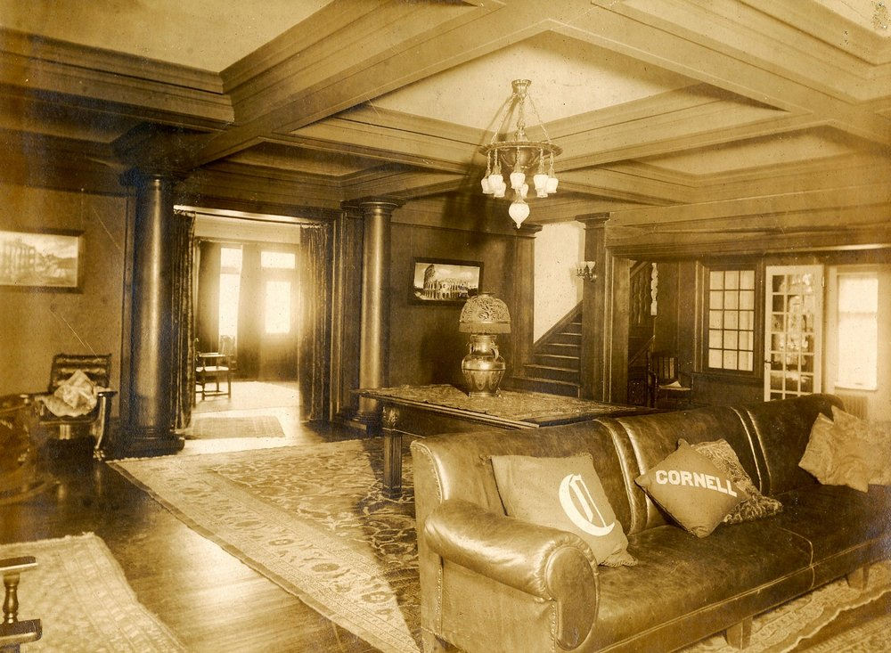 Great Hall, Circa 1915