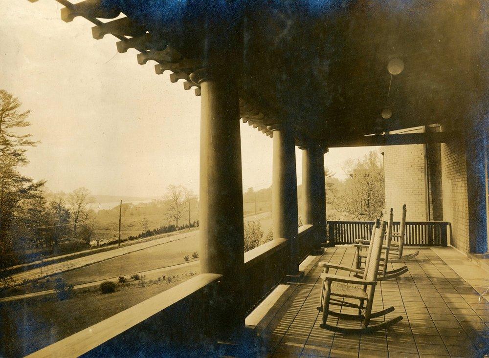 Front Porch, Circa 1915