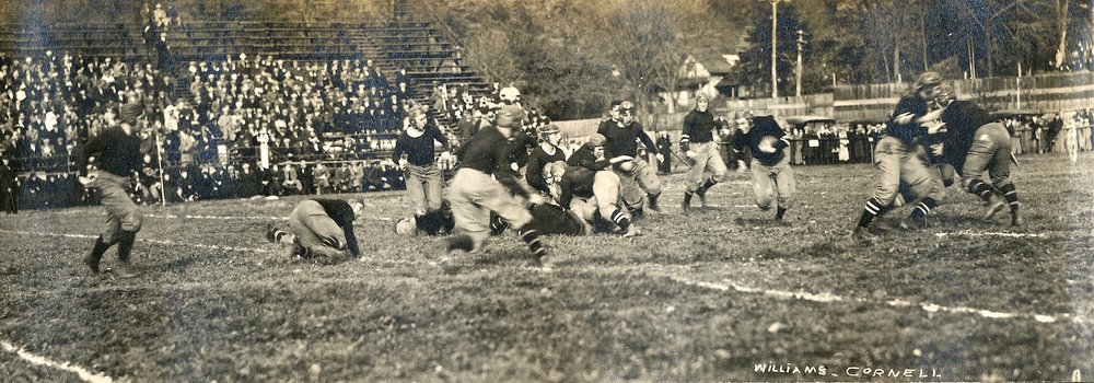 Cornell v. Penn State | Circa 1915