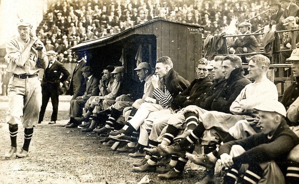 Big Red Baseball | Circa 1915