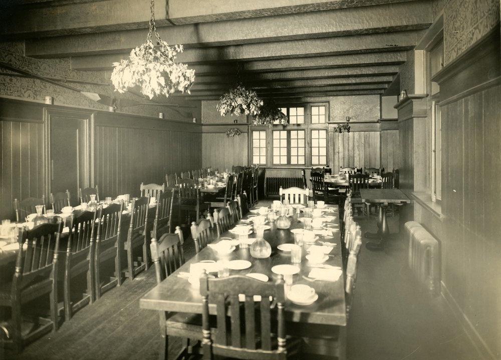 Dining Room | Circa 1930