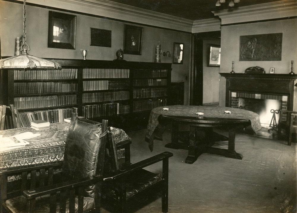 Library | Circa 1930