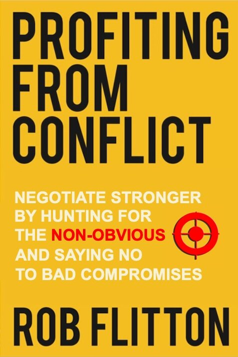 Profiting From Conflict