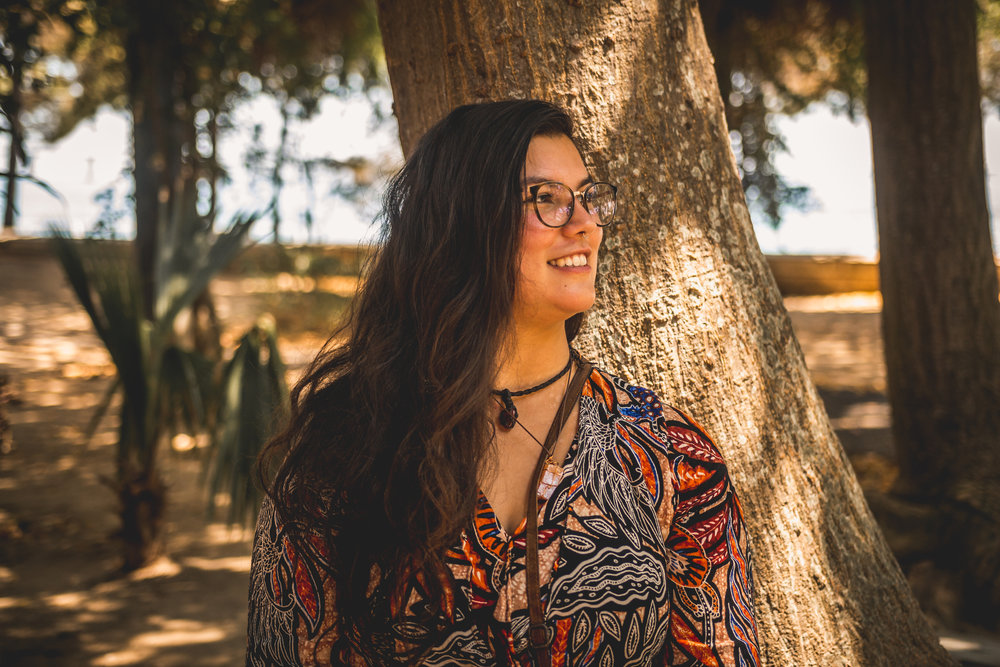 The soul searching journey of Kimberly Corrente - Find out who the founder of this website is and how she started her journey to get in tune with her soul.