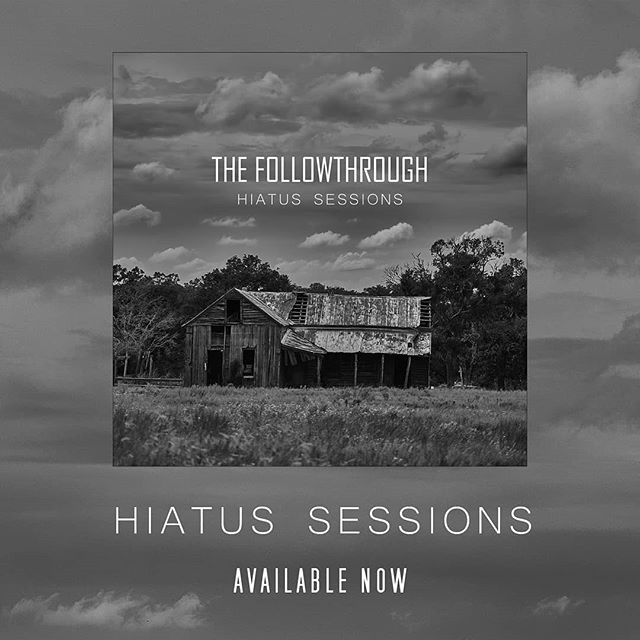 """Hear our cover song of @thrice #thegrey on our new album """"Hiatus Sessions"""" You can hear the whole album on @spotify Link in bio. @applemusic @itunes @amazonmusic @googleplaymusic @pandora #austinmusic #coversong #covers #newalbum #newrelease #bealpha #sonyalpha @sonyalpha @altpress @iheartradio"""