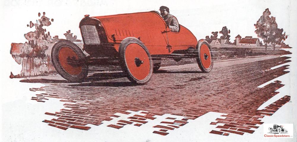 1918 Paco Racing Bodies ad courtesy www.HCFI.org.
