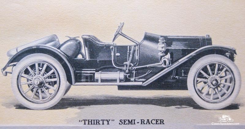 1912 Kissel Model 30 Semi-Racer courtesy Wisconsin Automotive Museum