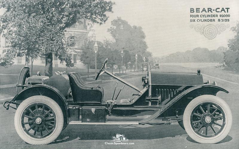 """1914 Stutz Bearcat a.k.a """"Bear-Cat"""" courtesy AACA Library"""