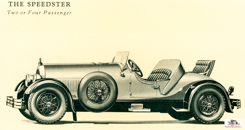 1927 Kissel 8-90 Speedster  courtesy Wisconsin Automotive Museum