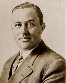 "Byron ""Barney"" Everitt  photo courtesy Digital Collections, Detroit Public Library"