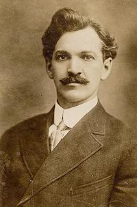 E. LeRoy Pelletier  photo courtesy Digital Collections, Detroit Public Library