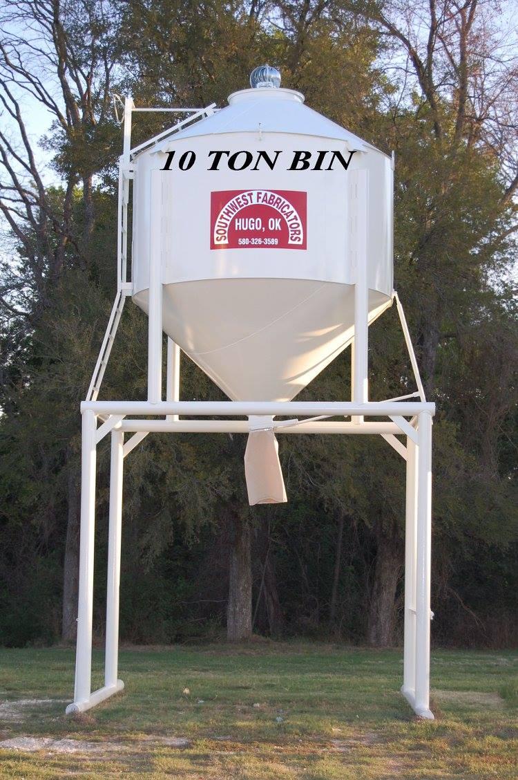 10 TON BIN