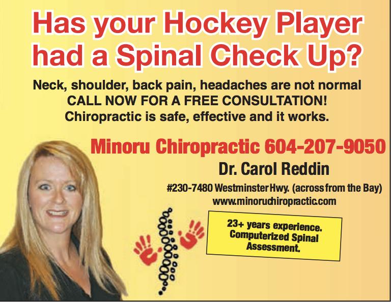 minoru chiropractor