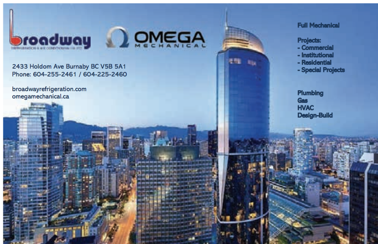 broadway refrigeration & omega