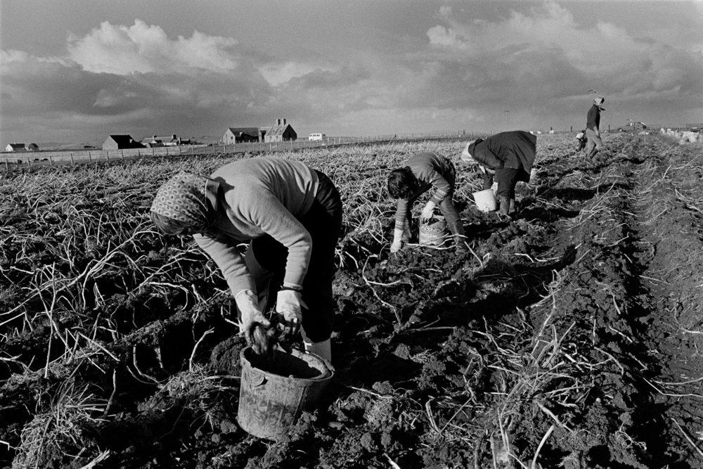 Image: © Glyn Satterley. Brought up in Kent, Satterley is best known for his books on 'Scottish Sporting Estates, and his evocative and sometimes quirky images of landscape and people. 'Life in Caithness and Sutherland' preceded this work, and he considers the two years spent commuting from Kent by caravanette as his photographic apprenticeship.
