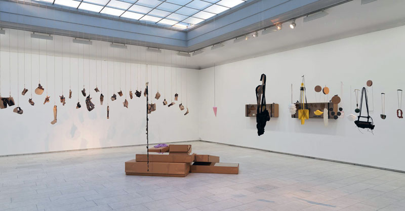 Installation View  (Photo: Thomas Tveter).