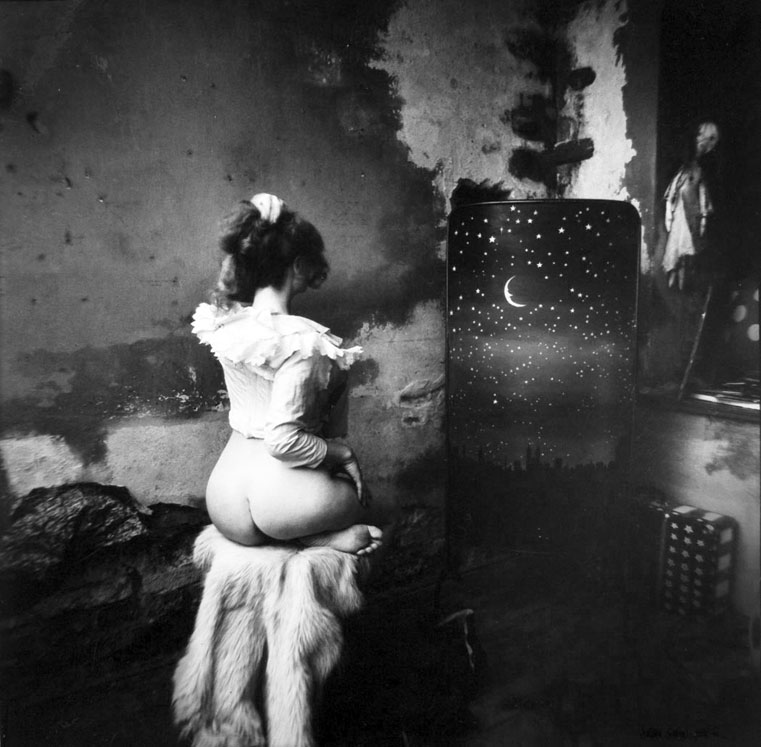 Jan Saudek :  Which Star Is Mine?  c.1975 (© Jan Saudek, courtesy Taschen)