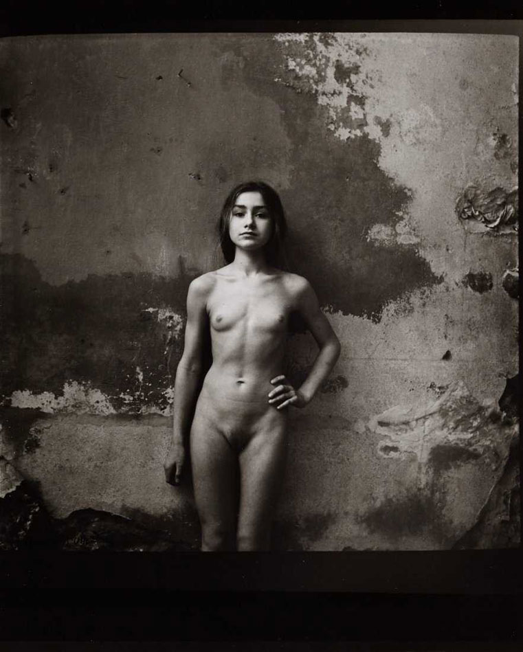 Jan Saudek ,  Untitled , c.1980s (© Jan Saudek – a print that sold at auction for €1,100 in 2016, courtesy Westlicht, Vienna)
