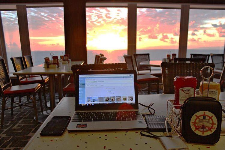 WiFi On-Board- Cruise Tips