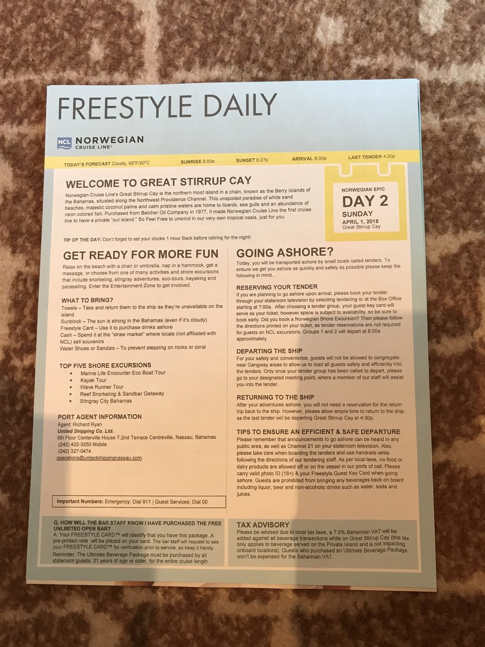Freestyle Daily for Day 2