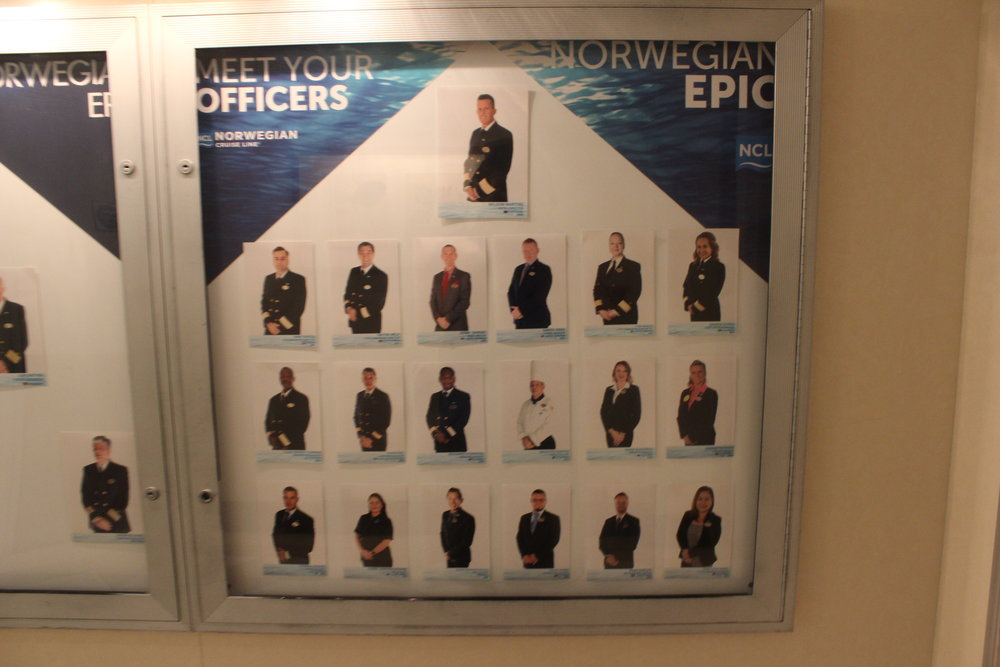 Our Officers