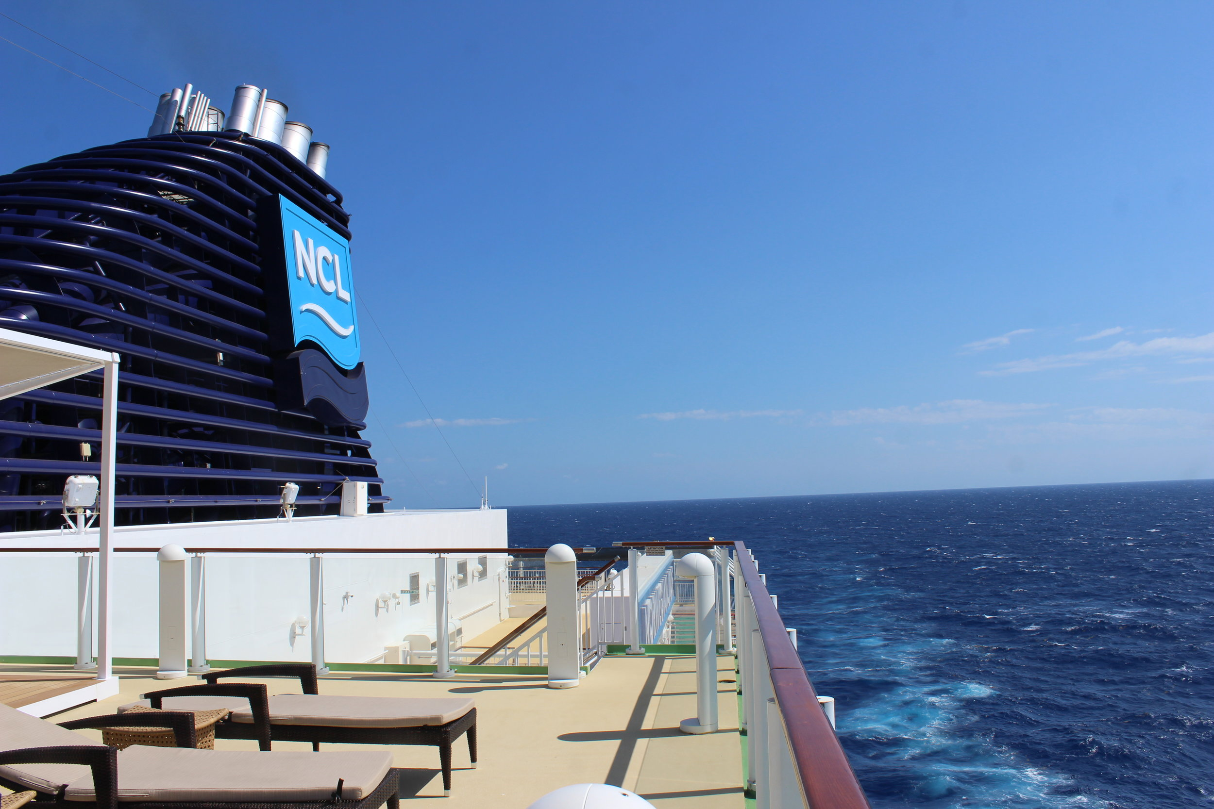 NCL Jade Sea Day- Cruise Tips