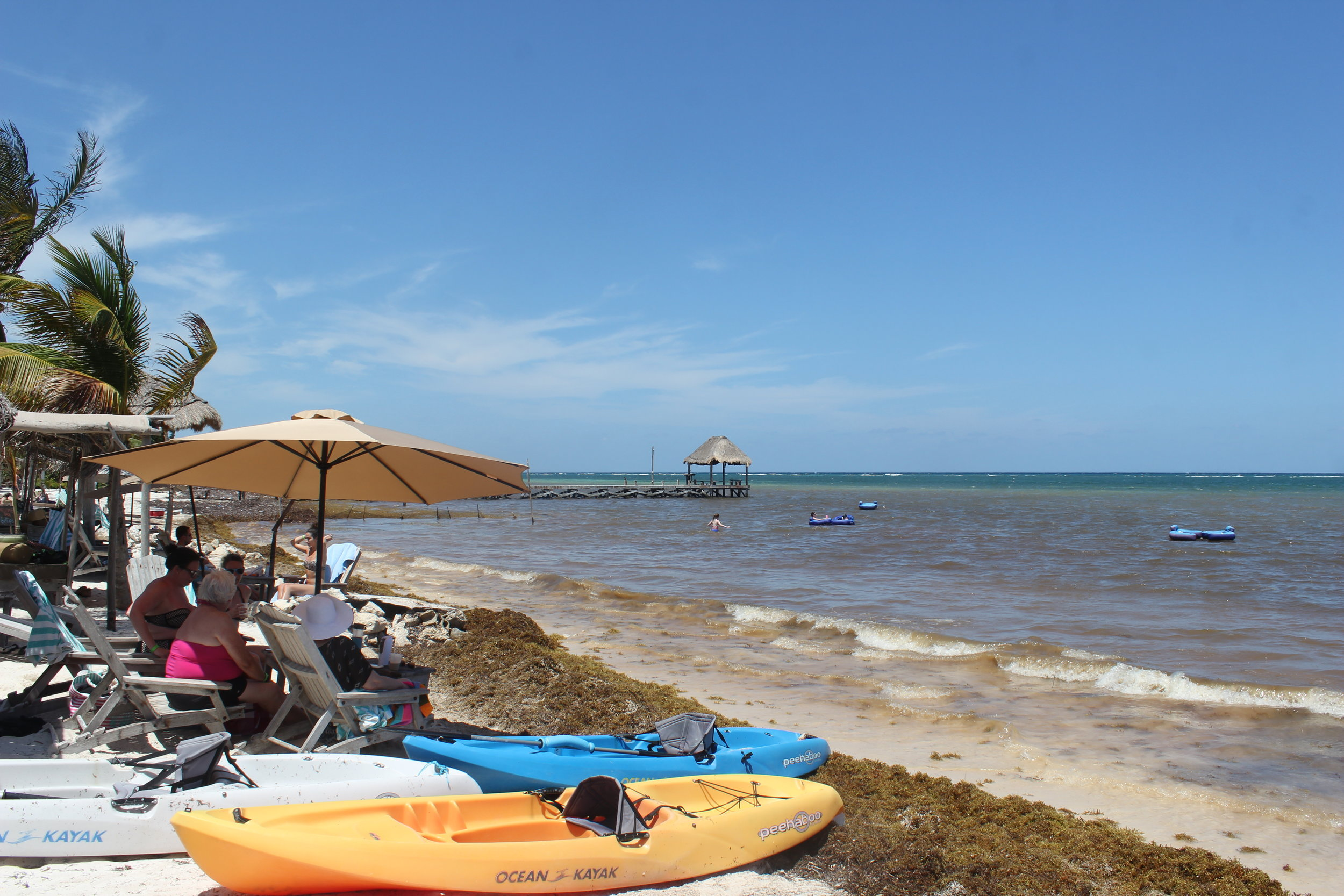 Cruise Tips- Costa Maya