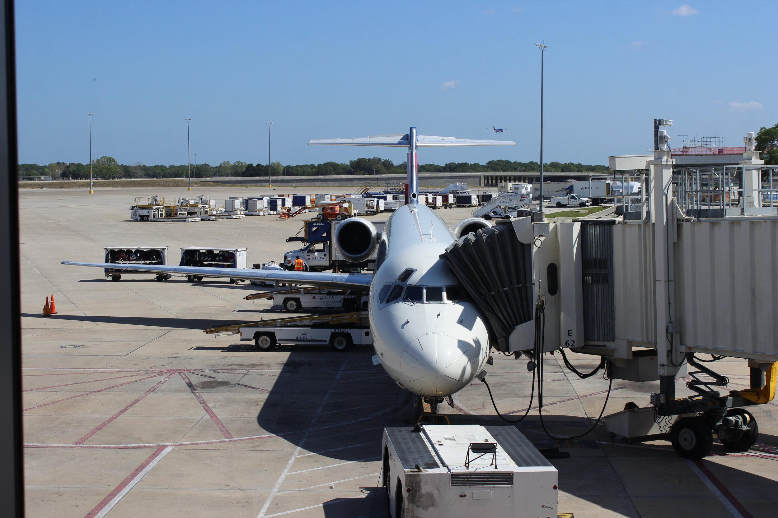 Delta Flight- Cruise Tips