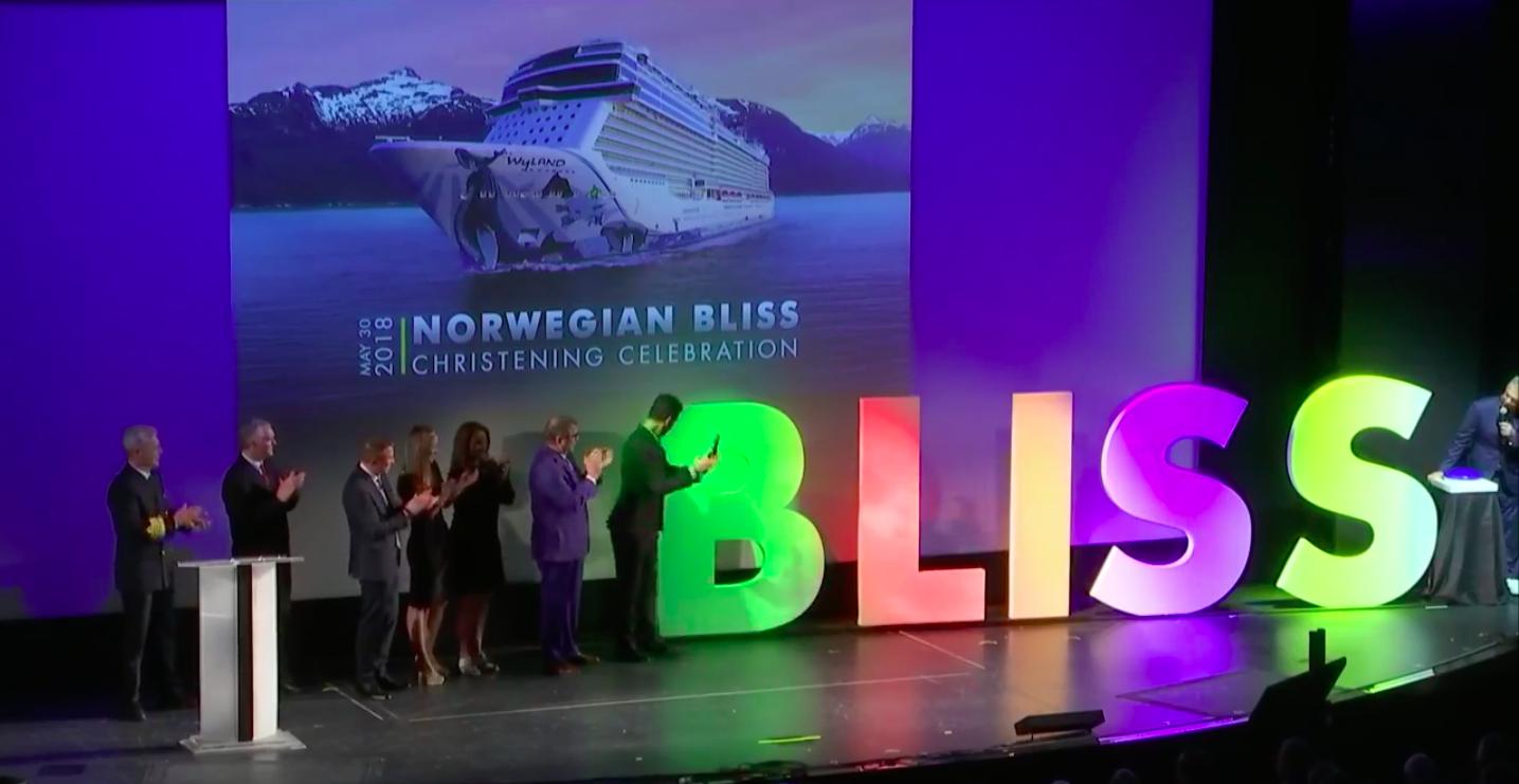 Norwegian Bliss