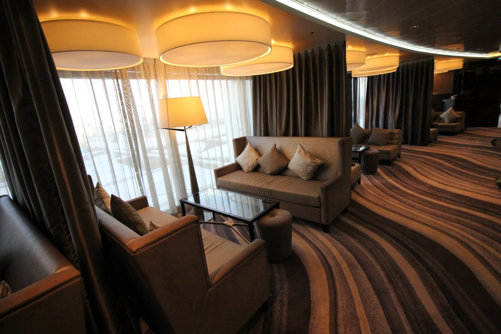 The Epic Club Lounge