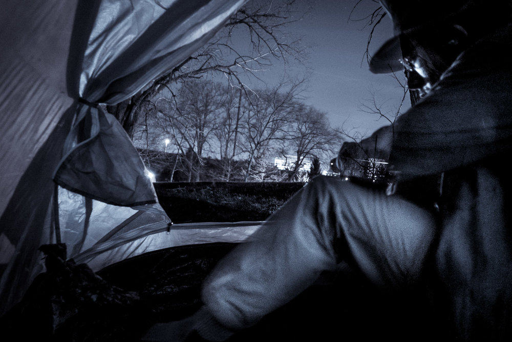 Ghost Under Night \ \ Day 6