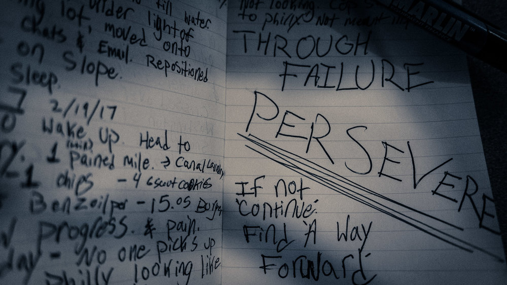 Words in a Notebook \ \ Day 7